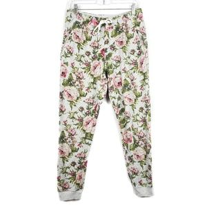 Anthropologie [Saturday Sunday] Floral Jogger